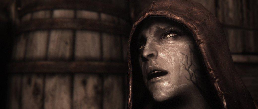 Лица The Elder Scrolls 5: Skyrim | Канобу - Изображение 2