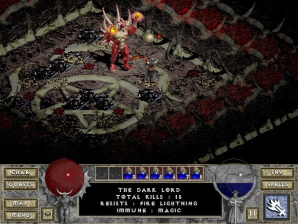 Два взгляда: Diablo 1996 | Канобу - Изображение 3