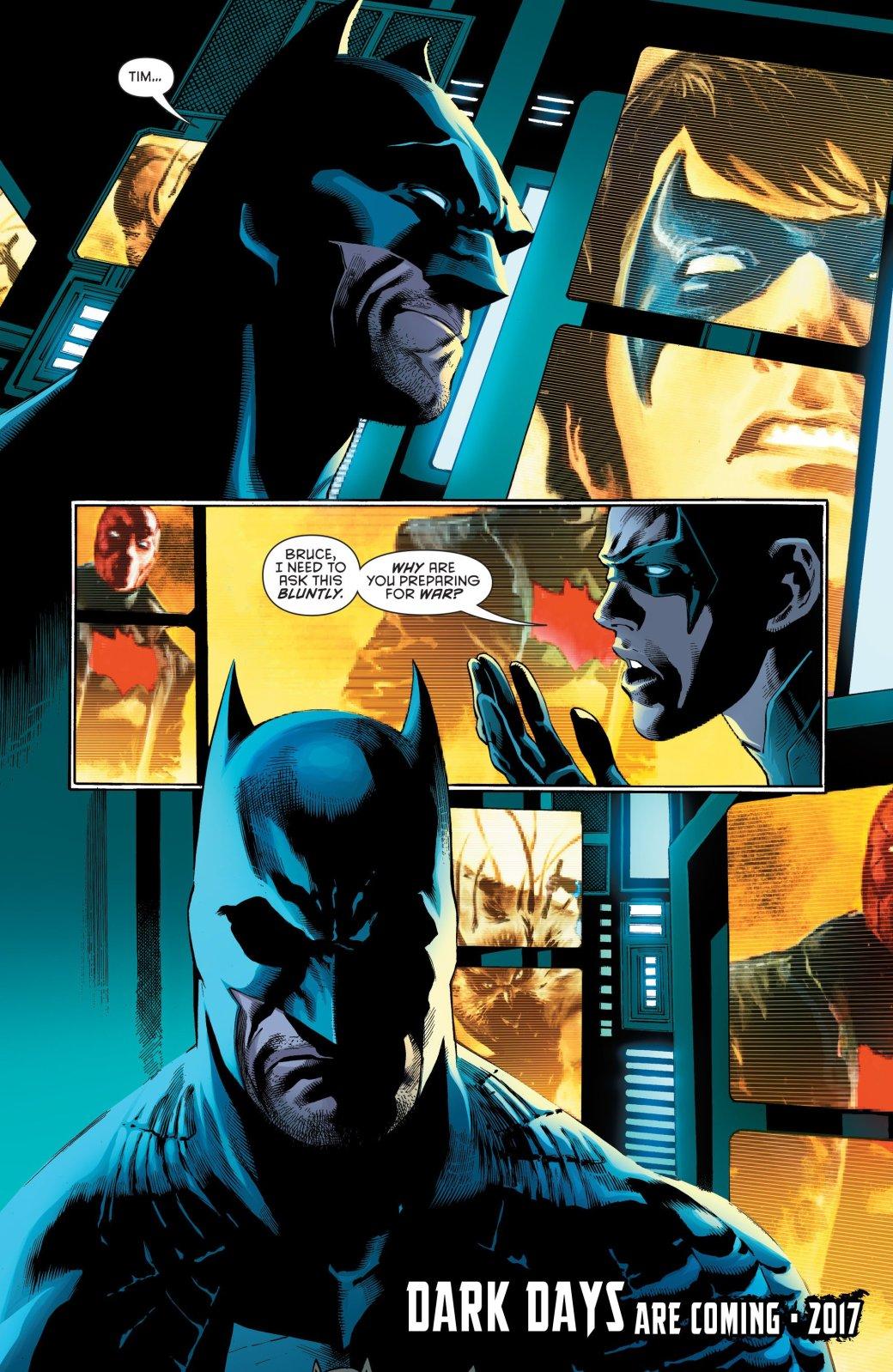 Азраил возвращается в комиксы DC | Канобу - Изображение 7025