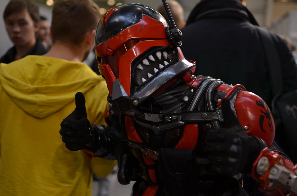 Фотоотчет с «Игромира» и Comic Con Russia, день 4 | Канобу - Изображение 9