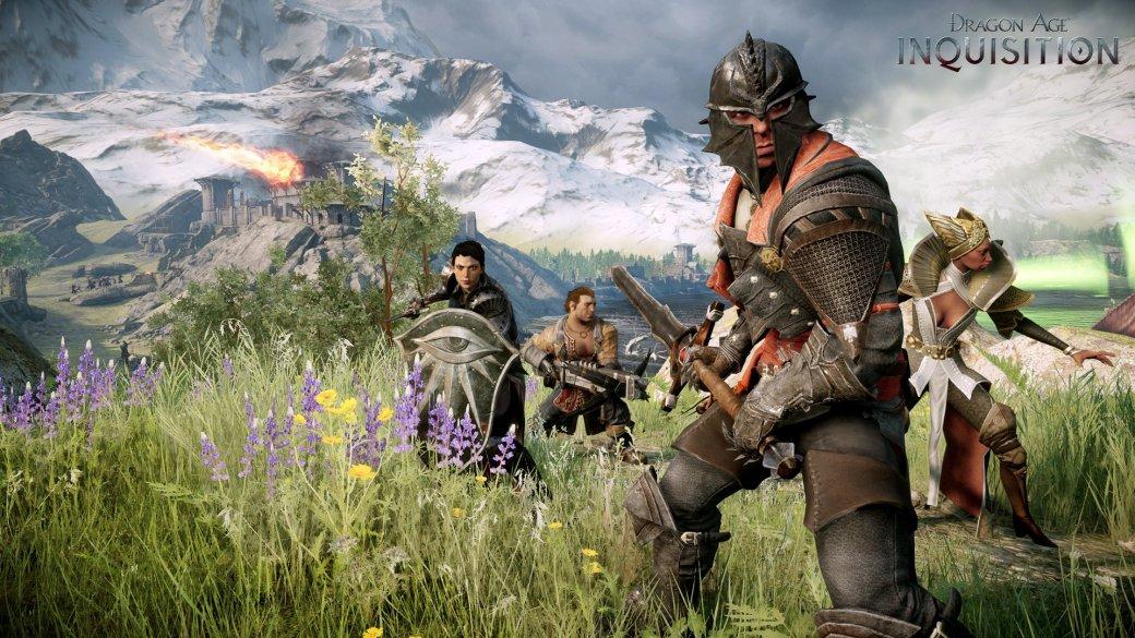 Dragon Age: Inquisition — Информация из журнала GameStar (Обновлено) | Канобу