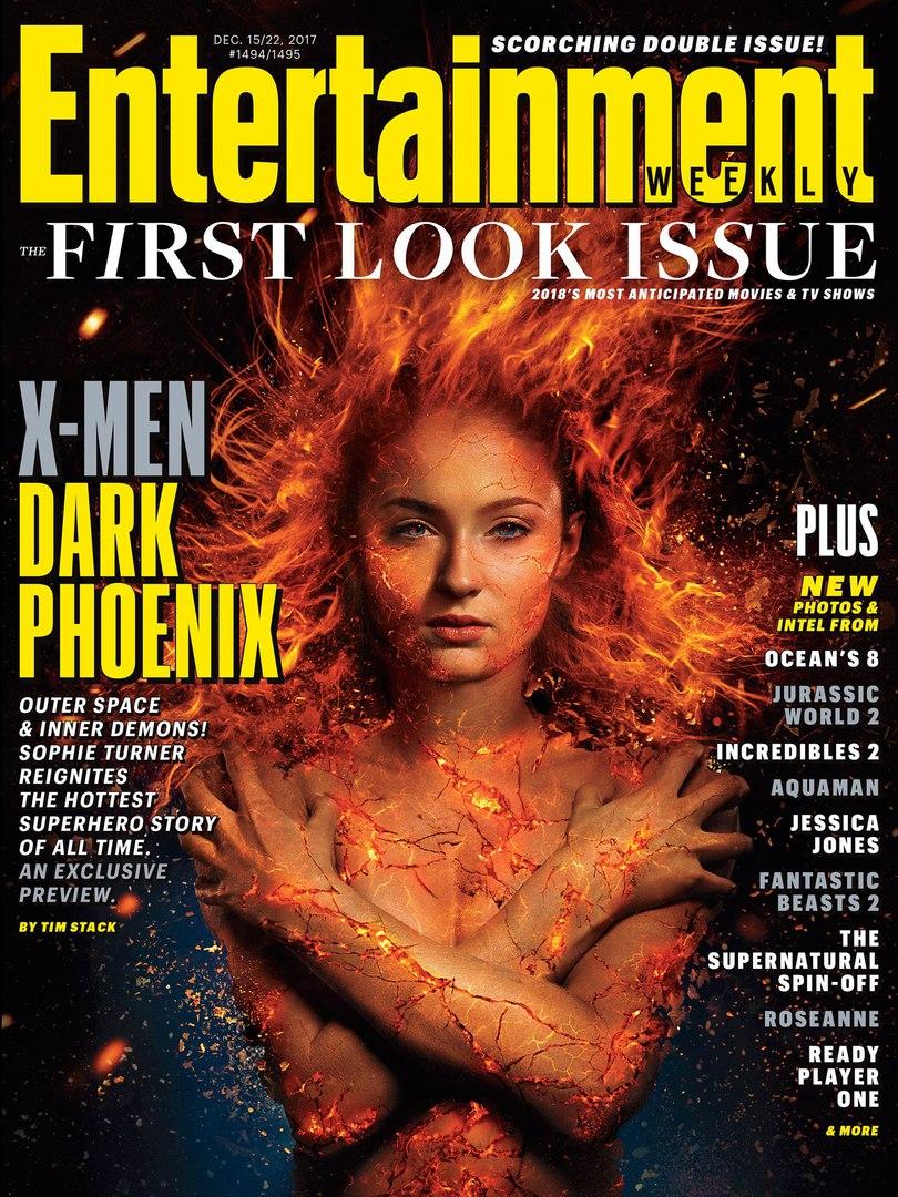 Очень горячая Софи Тернер напервых кадрах фильма «Люди Икс: Темный Феникс» | Канобу - Изображение 1