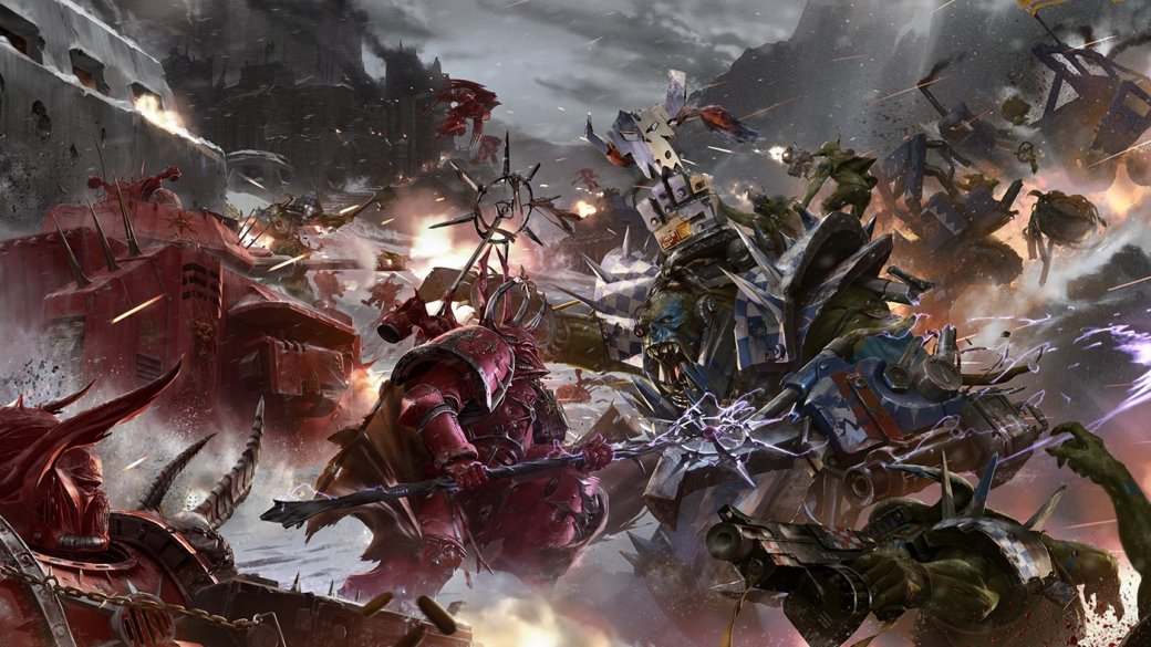 Самые крутые комиксы по Warhammer 40.000 | Канобу