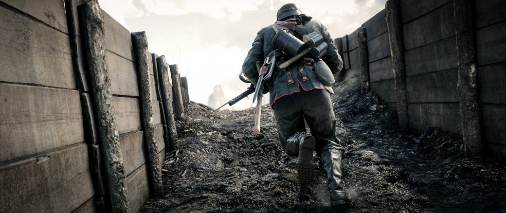 Изумительные скриншоты Battlefield 1 | Канобу - Изображение 8314