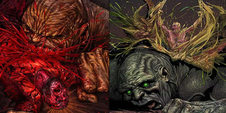 15 самых странных версий Халка в комиксах | Канобу - Изображение 5300