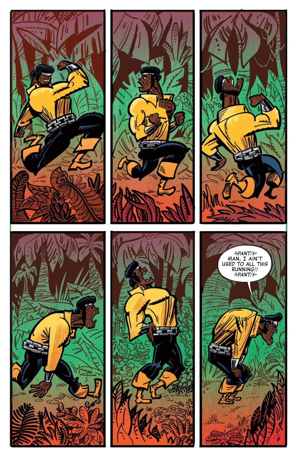 Крутые комиксы про чернокожих супергероев | Канобу - Изображение 2