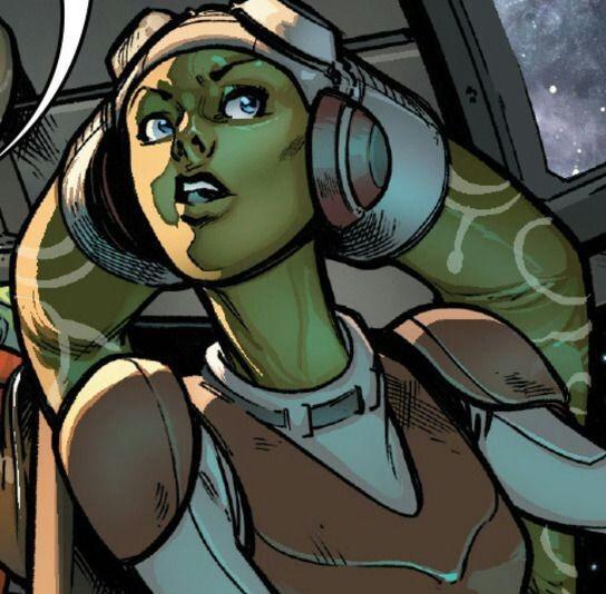 Нетолько Лея! 5 главных женских персонажей нового канона «Звездных Войн». - Изображение 14