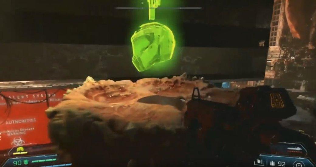 DOOM Eternal— крюк Скорпиона иАднаЗемле. Что еще показали вгеймплее игры наQuakeCon 2018?   Канобу - Изображение 2094