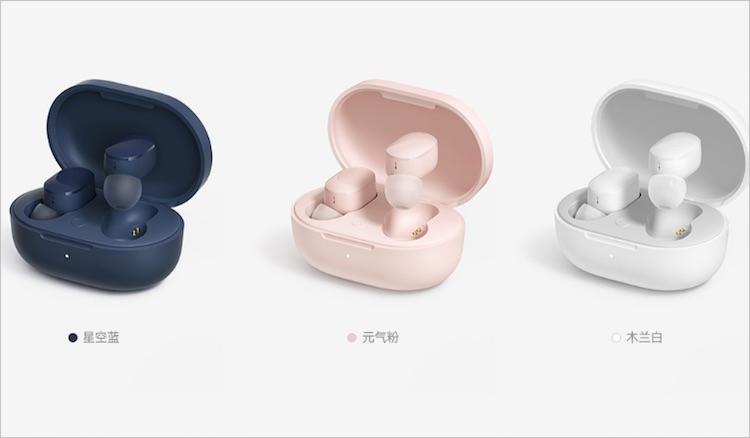 Xiaomi представила бюджетные TWS-наушники Redmi AirDots3