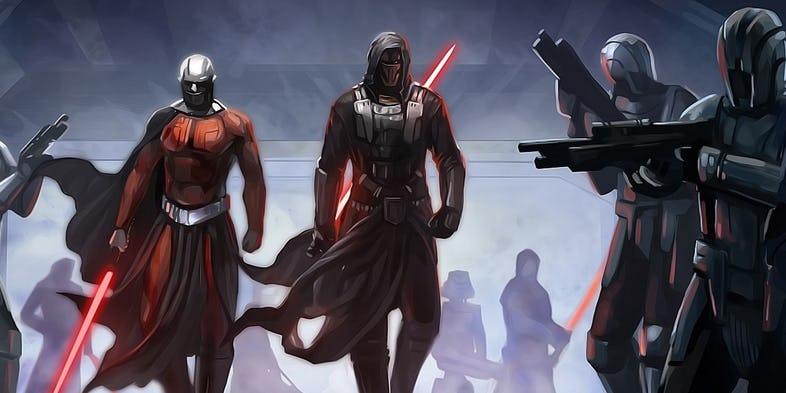 Новости Звездных Войн (Star Wars news): «Последние джедаи» возвращают Дарта Ревана в канон «Звездных войн»