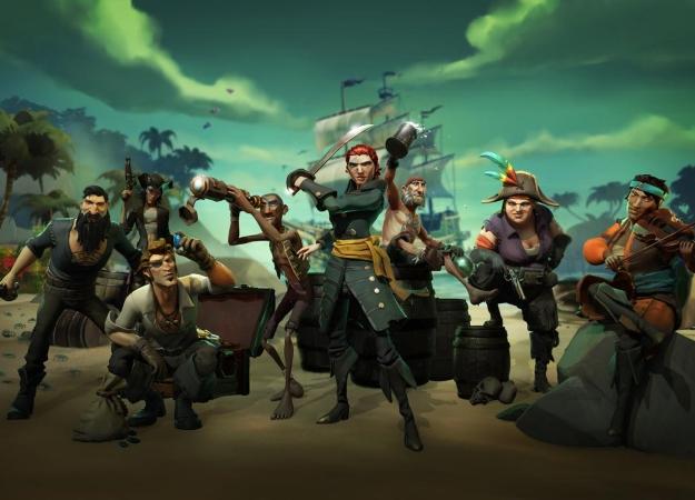 Разработчики Sea ofThieves попросьбе игроков превратили патч первого дня вшутку | Канобу - Изображение 1114