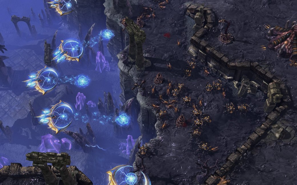 StarCraft II: Heart of the Swarm. Интервью. | Канобу - Изображение 3