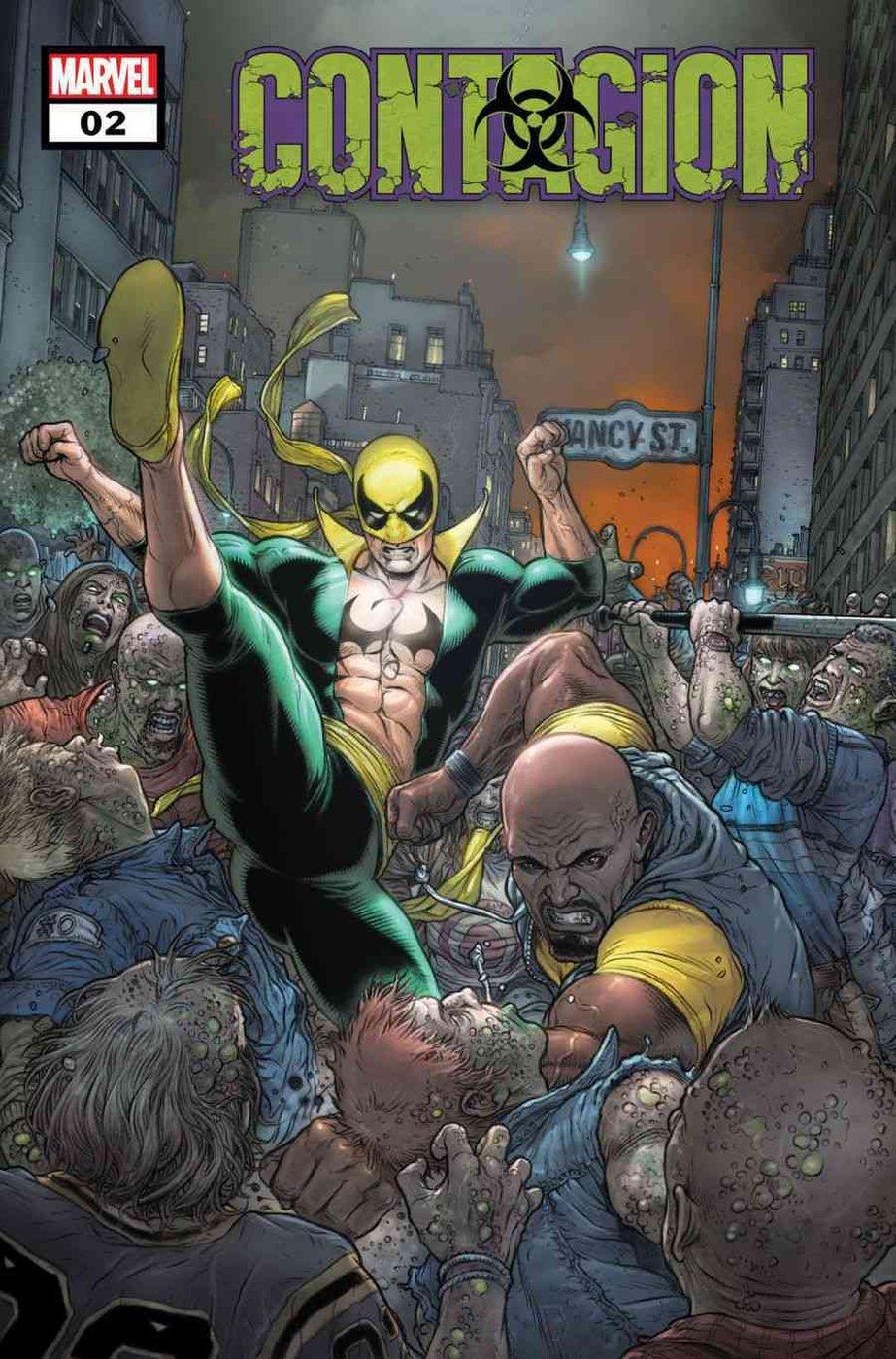 Воктябре супергерои Marvel столкнутся снеизвестным вирусом, напоминающим кордицепс изLast ofUs | Канобу - Изображение 0