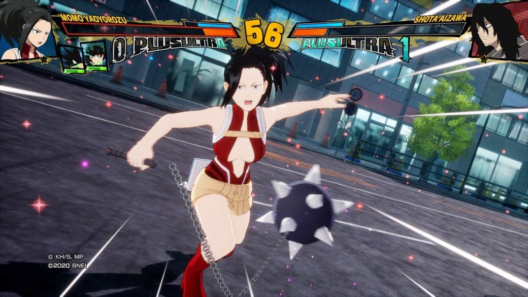 Почему MyHero One's Justice 2 оценят исключительно фанаты аниме «Моя геройская академия» | Канобу - Изображение 3644