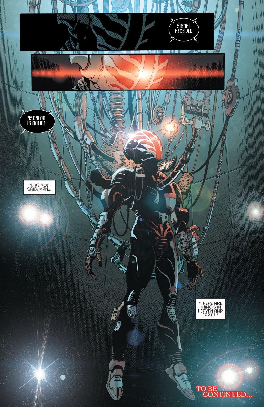 Азраил возвращается в комиксы DC | Канобу - Изображение 7024