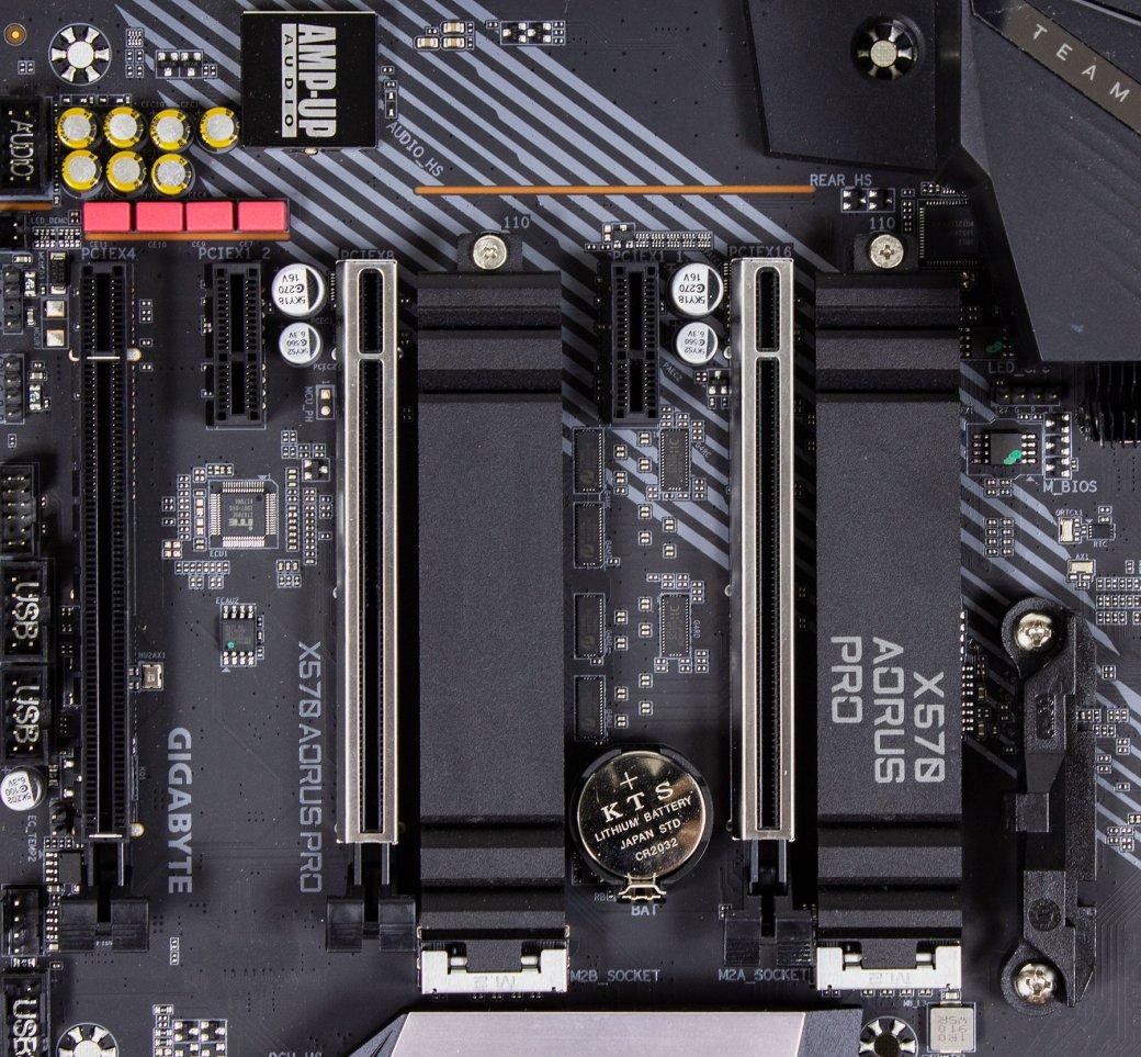 Обзор материнской платы Gigabyte X570 AORUS PRO: толк без излишеств! | Канобу - Изображение 0