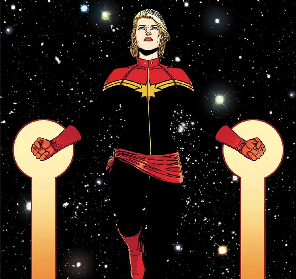 Капитан Марвел будет самым могущественным персонажем вселенной Marvel | Канобу - Изображение 2