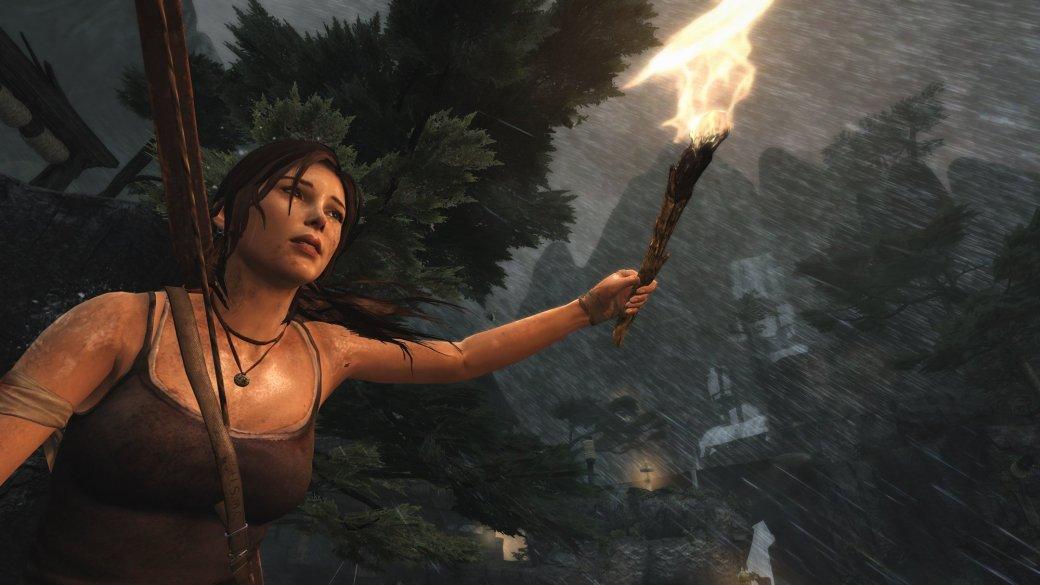 "Tomb Raider. Репортаж с ""Игромира 2012"". | Канобу - Изображение 3"
