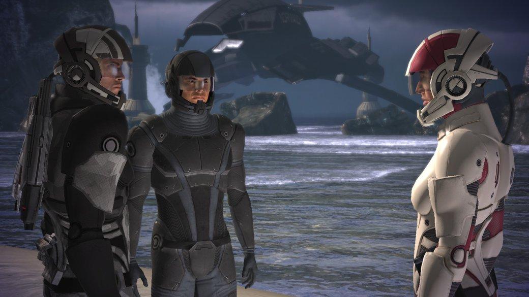 Апомните Mass Effect, одну из лучших игр BioWare, создателей Dragon Age и Anthem? | Канобу - Изображение 2