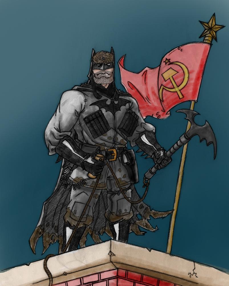 Бэтмен иLumen: как российская группа написала музыку для комикса озлых Темных рыцарях | Канобу - Изображение 5645