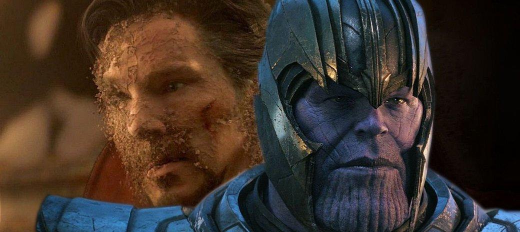 Сценарист «Мстителей: Финал» сравнил эффект отщелчка Таноса сорвотой | Канобу - Изображение 10462