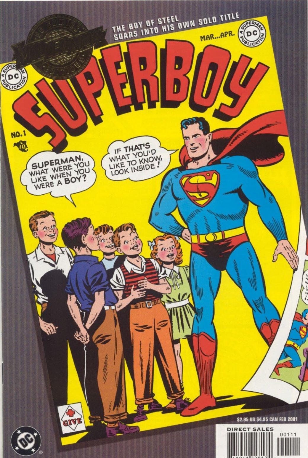 История Супермена иэволюция его образа вкомиксах   Канобу - Изображение 9388
