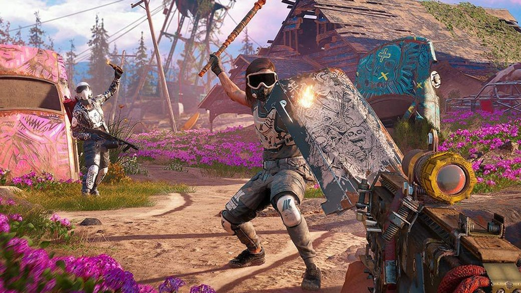 Дата выхода Far Cry: New Dawn для PC, PS4 и Xbox One. Первый трейлер новой части Far Cry | Канобу - Изображение 0