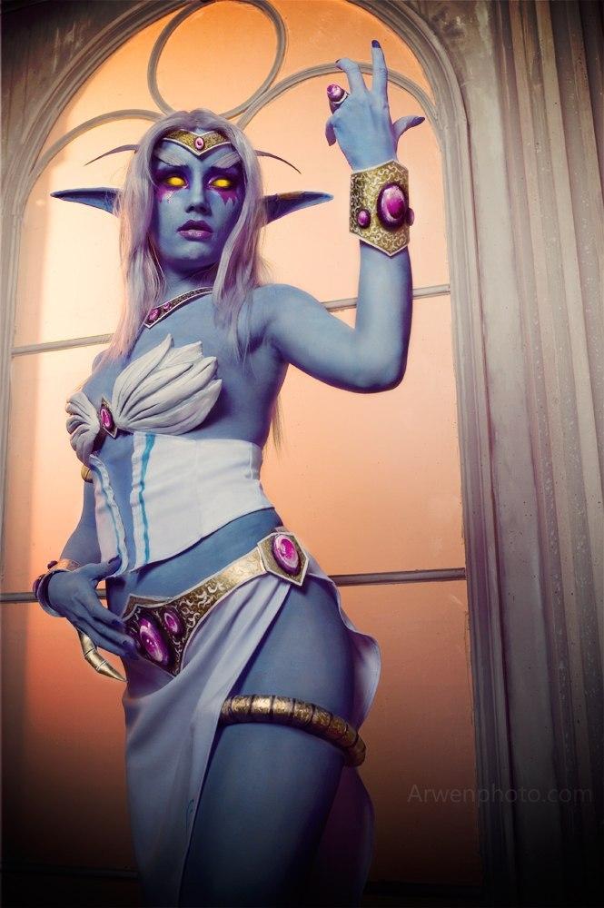 Лучший косплей по Warcraft – герои и персонажи WoW, фото косплееров   Канобу - Изображение 31