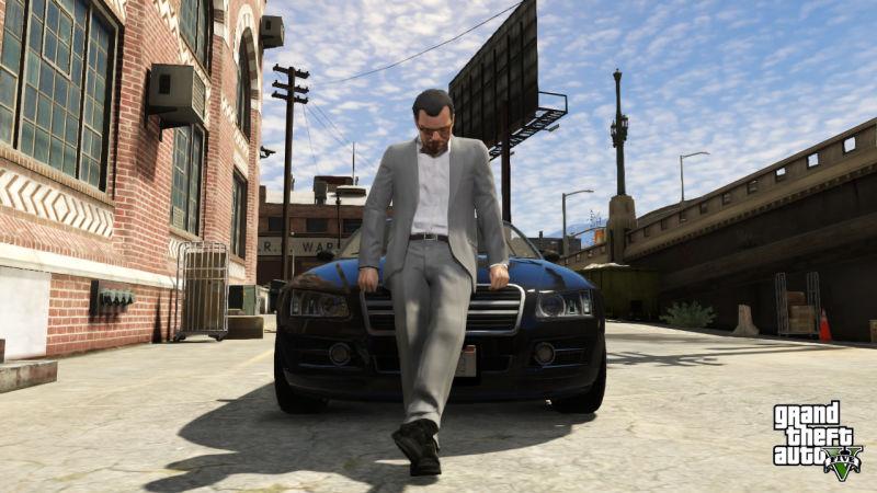 Гифка дня: как сделать идеальную фотографию вGrand Theft Auto5 | Канобу - Изображение 1