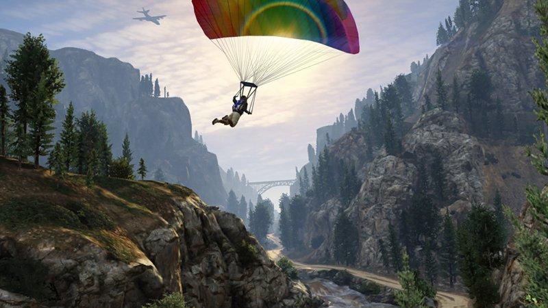 Гифка дня: всегда думай наперед вGrand Theft Auto5 | Канобу - Изображение 1