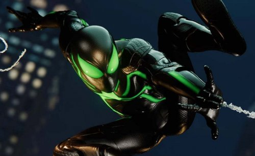 Лучший взгляд нановые костюмы Питера Паркера из«Человека-паука: Вдали отдома»