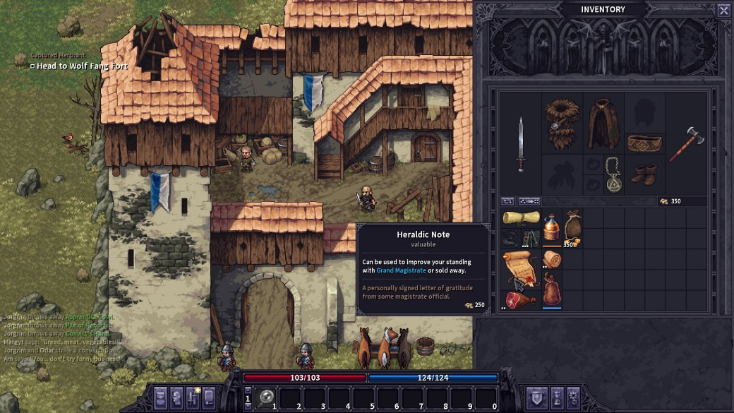 Обзор Stoneshard— многообещающая RPG про фэнтезийный мир, страдания иболь. Стоитли покупать ее? | Канобу - Изображение 6994