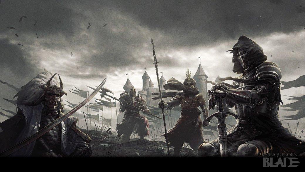 Оружие в Conqueror's Blade: чем убивают в игре, а чем убивали в истории   Канобу