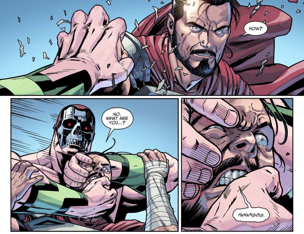 10 безумных вещей изприквела Injustice 2: президент-супергерой, двойник Бэтмена, свадьба злодеев | Канобу - Изображение 6589