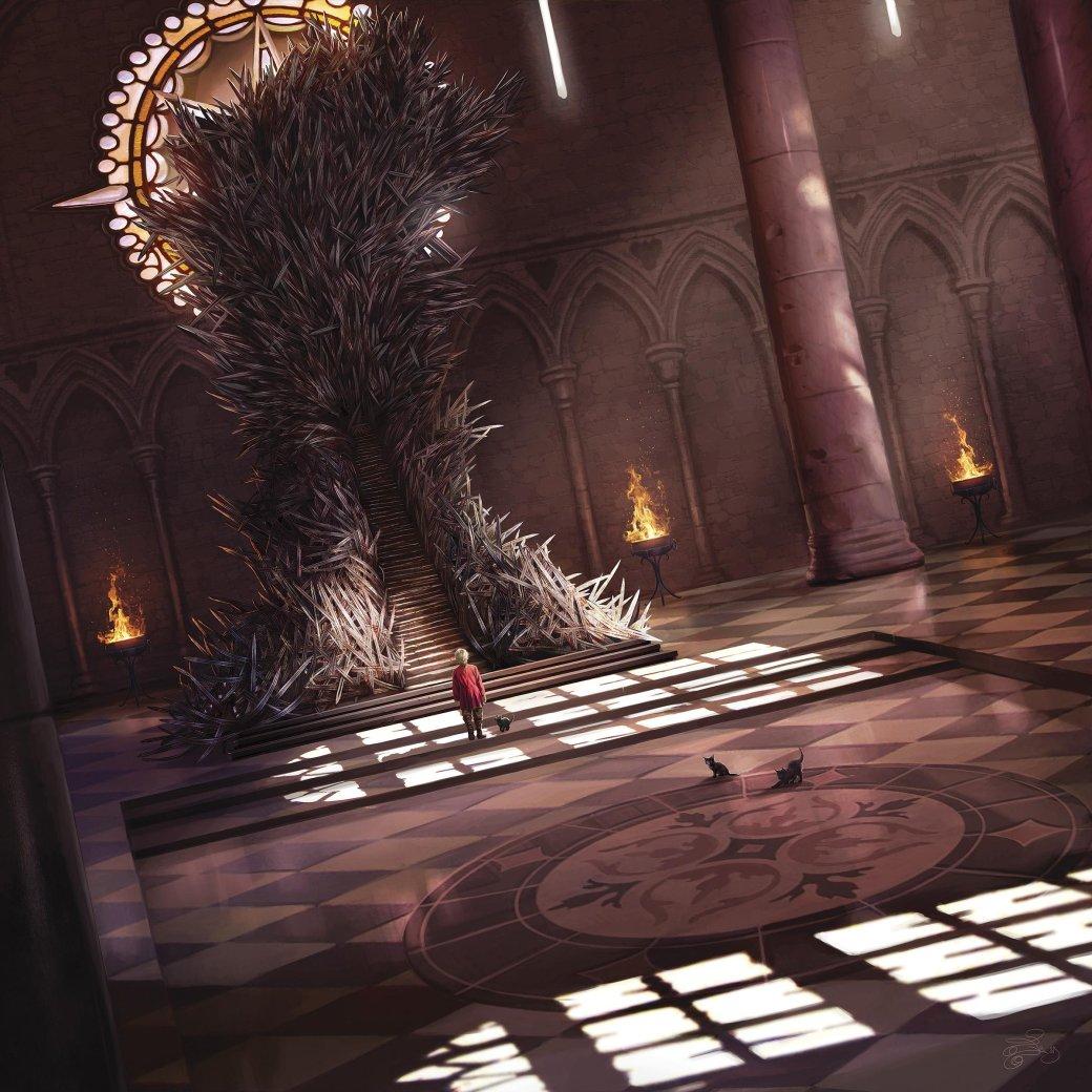 Все пасхалки и отсылки в 6 серии 8 сезона «Игры престолов»   Канобу - Изображение 5