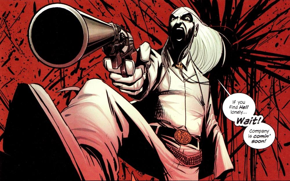 Лайтовая «Игра престолов» вдекорациях антиутопии. Что особенного в комиксе East of West   Канобу - Изображение 2911