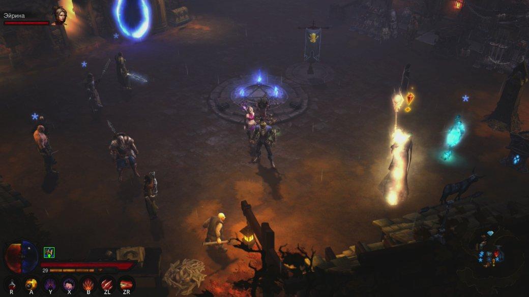 Обзор Diablo 3 на Nintendo Switch   Канобу - Изображение 5