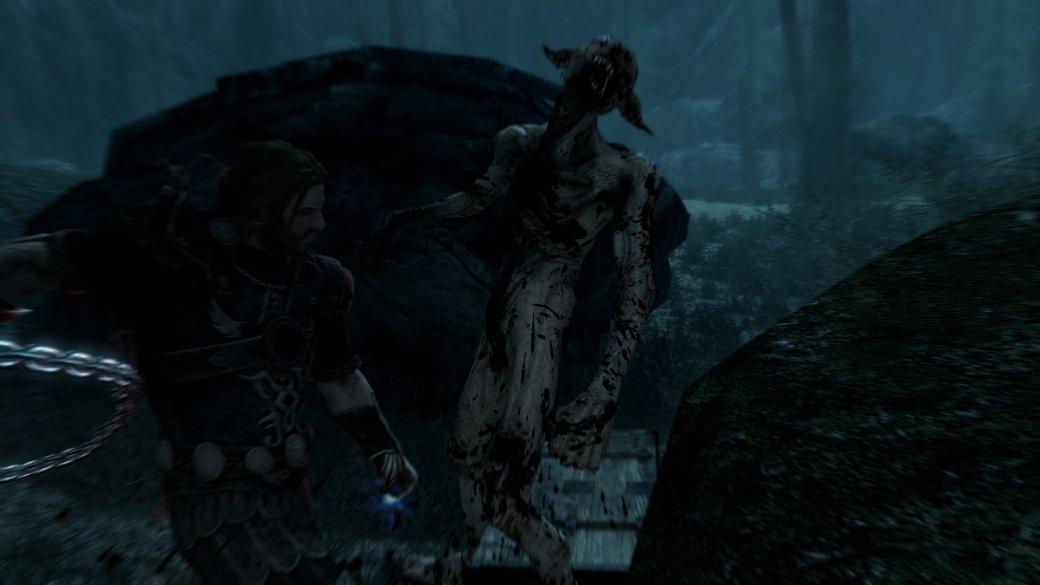 Фанат Castlevania II воссоздал мир игры в The Elder Scrolls V: Skyrim   Канобу - Изображение 1