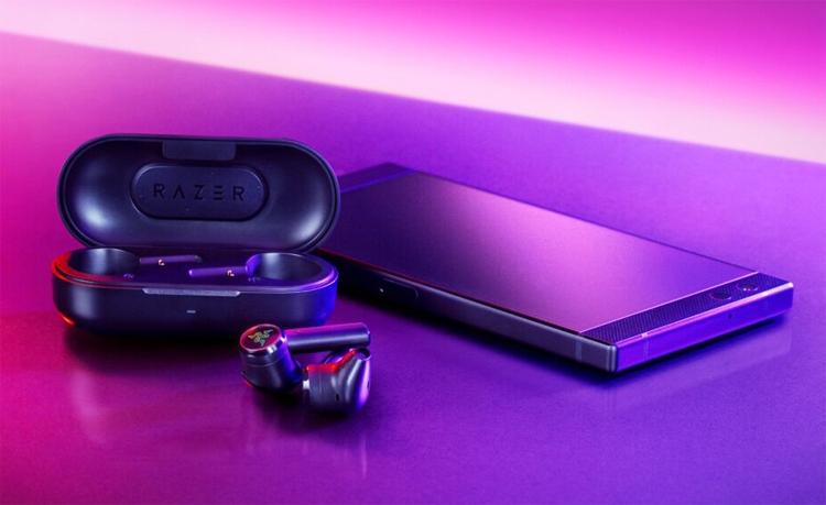 Razer Hammerhead True Wireless— беспроводные наушники для геймеров инетолько