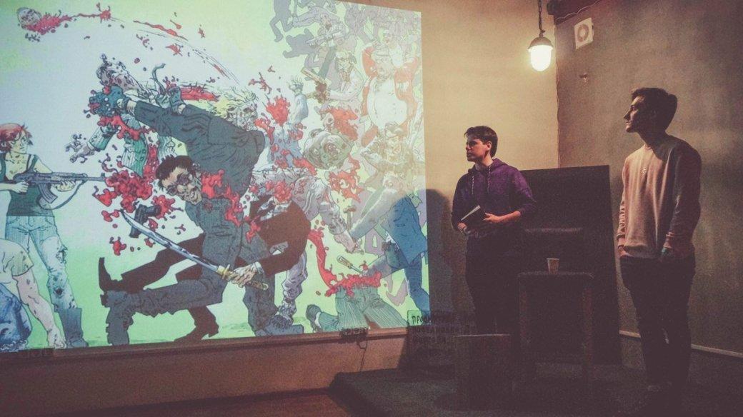 Как осуществить свою мечту ивыпустить сборник комиксов вРоссии | Канобу