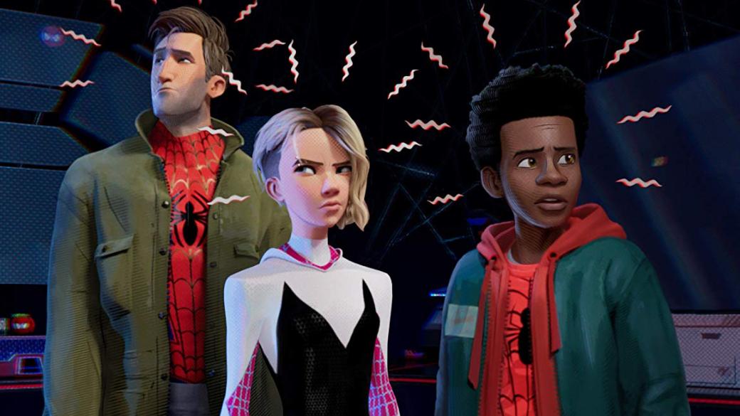 Пасхалки иотсылки в«Человеке-пауке: Через вселенные»: отLooney Tunes дотрилогии Сэма Рэйми | Канобу - Изображение 24