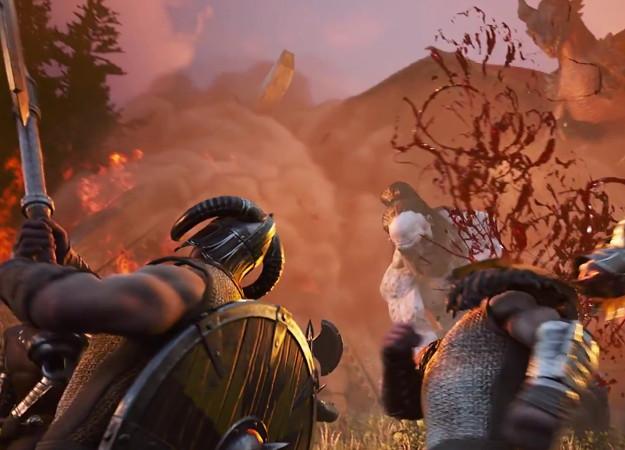 Это Скайрим или Мидгард? Первый трейлер Rune: Ragnarok запутает любого. - Изображение 1