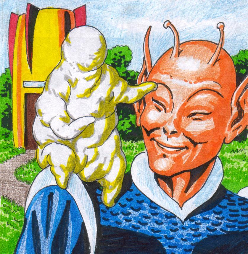 Монстры «Секретных материалов» и их аналоги из супергеройских комиксов | Канобу - Изображение 25