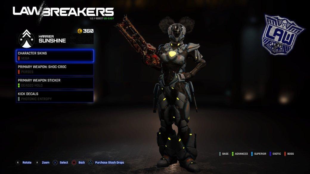 Рецензия на LawBreakers | Канобу - Изображение 30