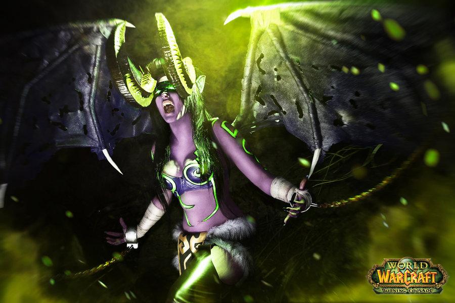 Лучший косплей по Warcraft – герои и персонажи WoW, фото косплееров   Канобу - Изображение 5