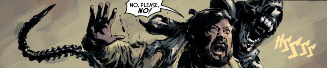 Бэтмен против Чужого?! Безумные комикс-кроссоверы сксеноморфами | Канобу - Изображение 4318