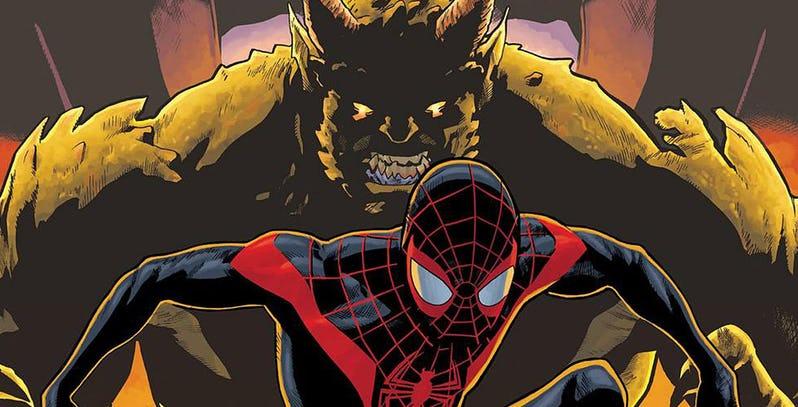 Вюбилейном выпуске «Человека-паука Майлза Моралеса» снова появится Ultimate-вселенная | Канобу - Изображение 1