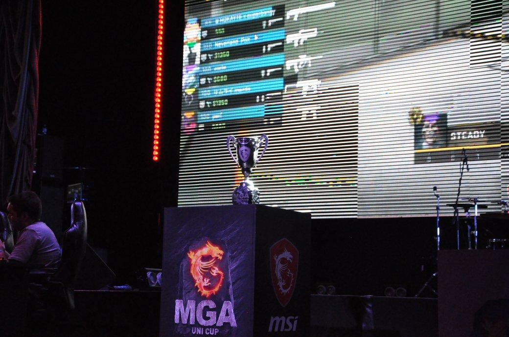 Сборка компьютера, матч вCS:GOпротив спецназа ипляски сНейромонахом. Чем запомнился MGA Uni Cup | Канобу - Изображение 0