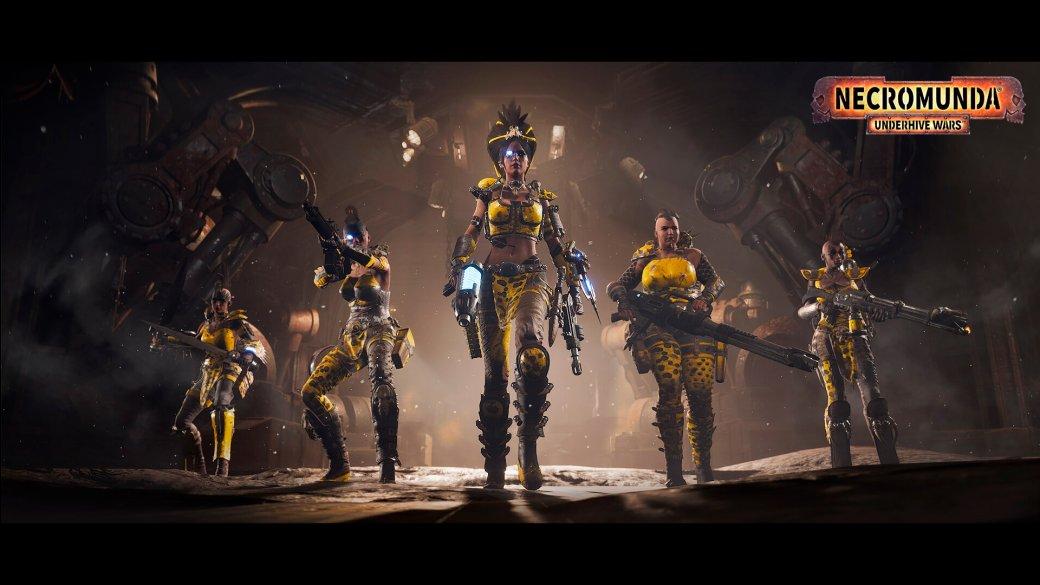 Первый трейлер и новые подробности жестокой тактики Necromunda во вселенной Warhammer 40K | Канобу - Изображение 2396