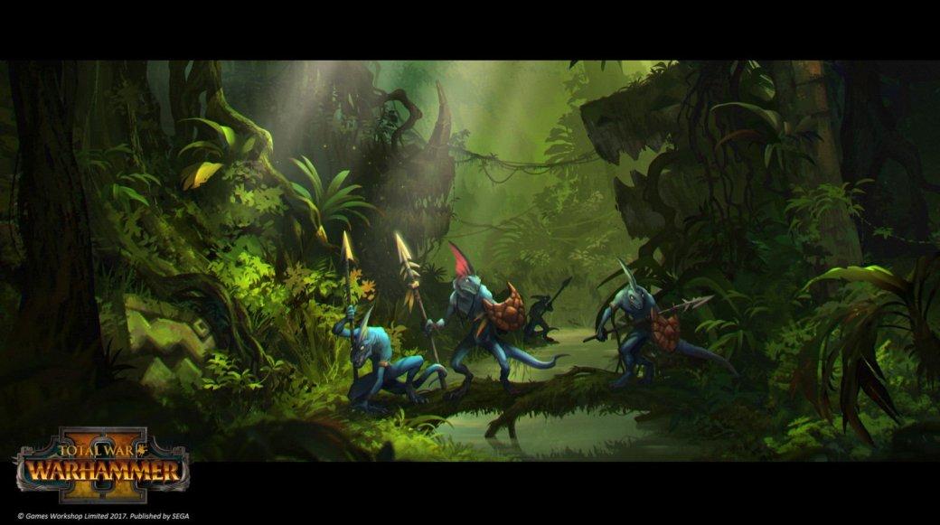 Взгляните напотрясающие концепт-арты Total War: Warhammer II. - Изображение 21